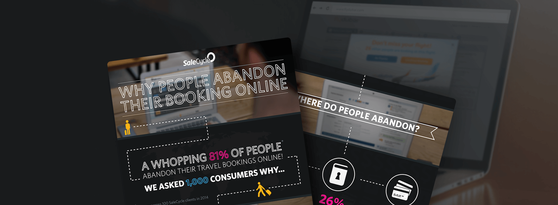 [Infographic] Booking Abandonment – Why People Abandon Their Booking
