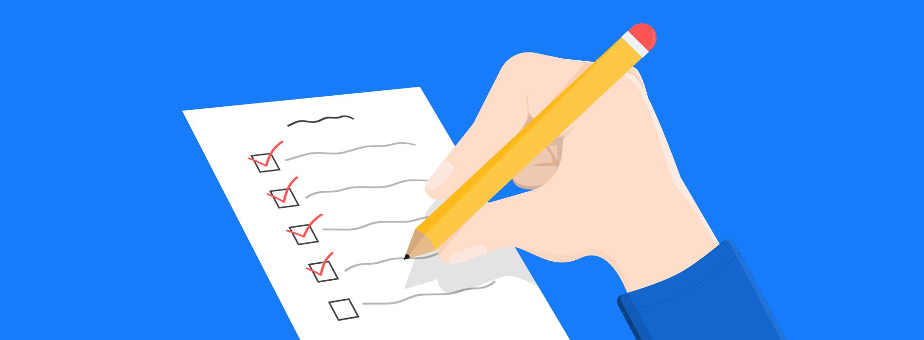The Ecommerce Customer Journey Checklist