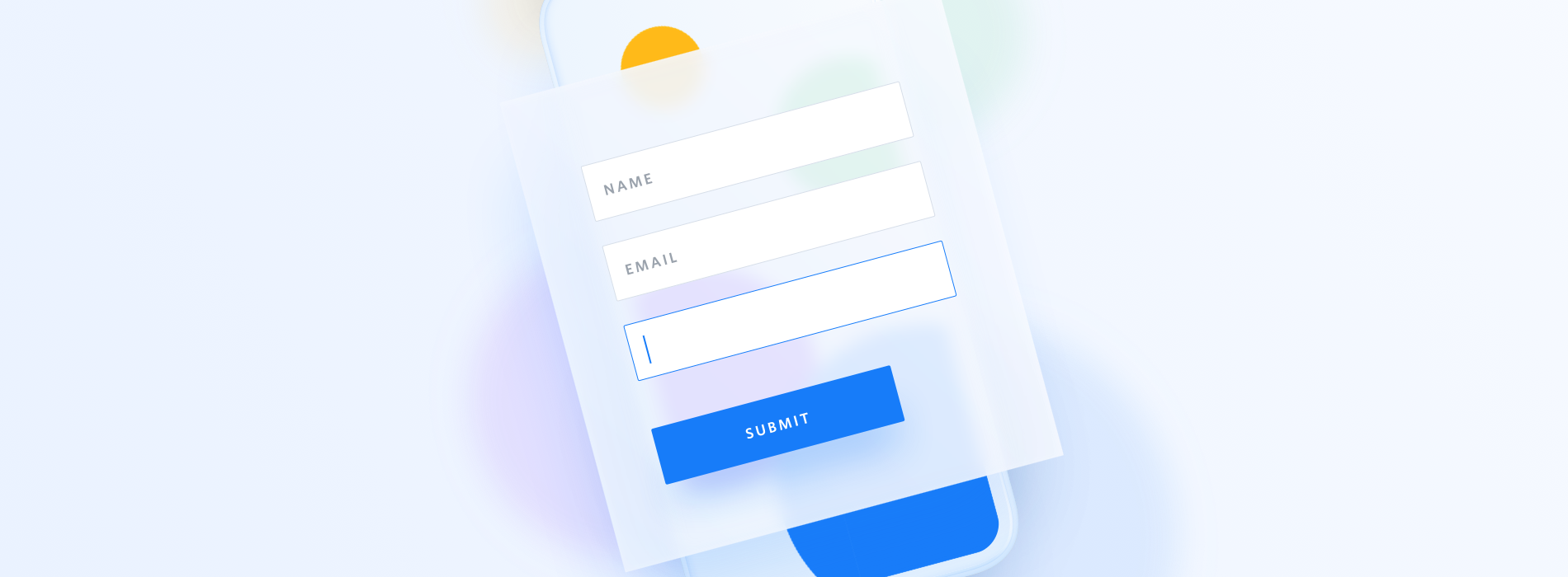 15 Mobile Form Design Strategies & Examples